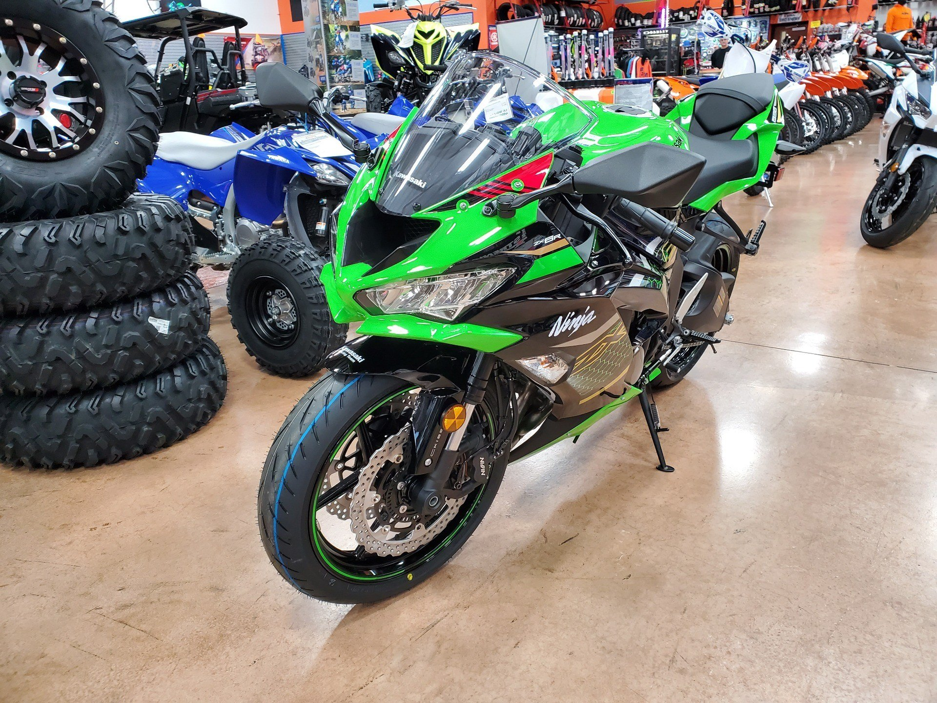 2020 Kawasaki Ninja ZX-6R ABS KRT Edition in Evansville, Indiana - Photo 3
