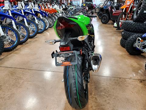 2020 Kawasaki Ninja ZX-6R ABS KRT Edition in Evansville, Indiana - Photo 7
