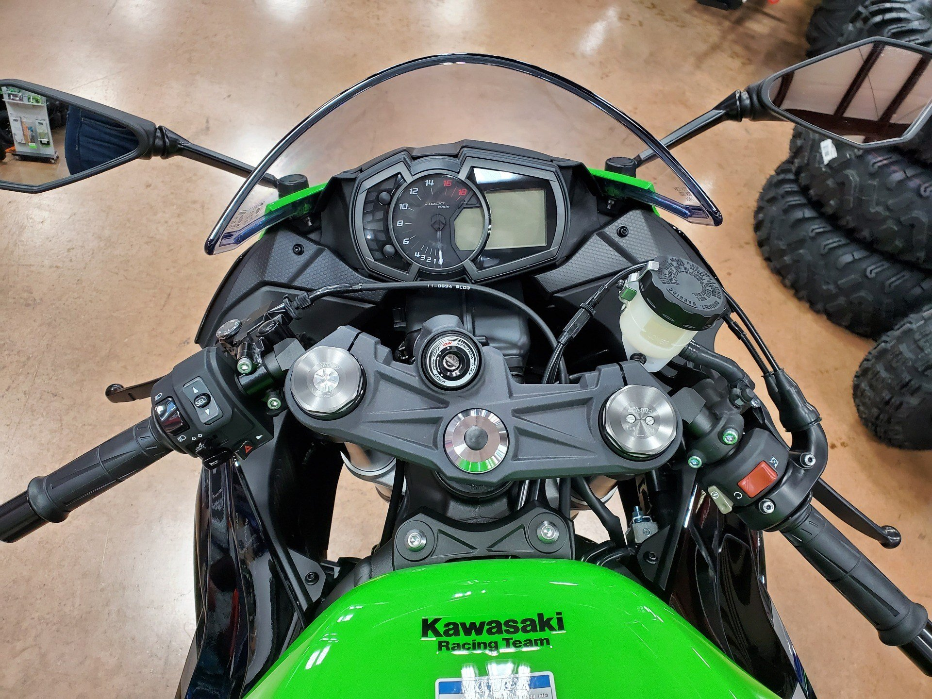 2020 Kawasaki Ninja ZX-6R ABS KRT Edition in Evansville, Indiana - Photo 11