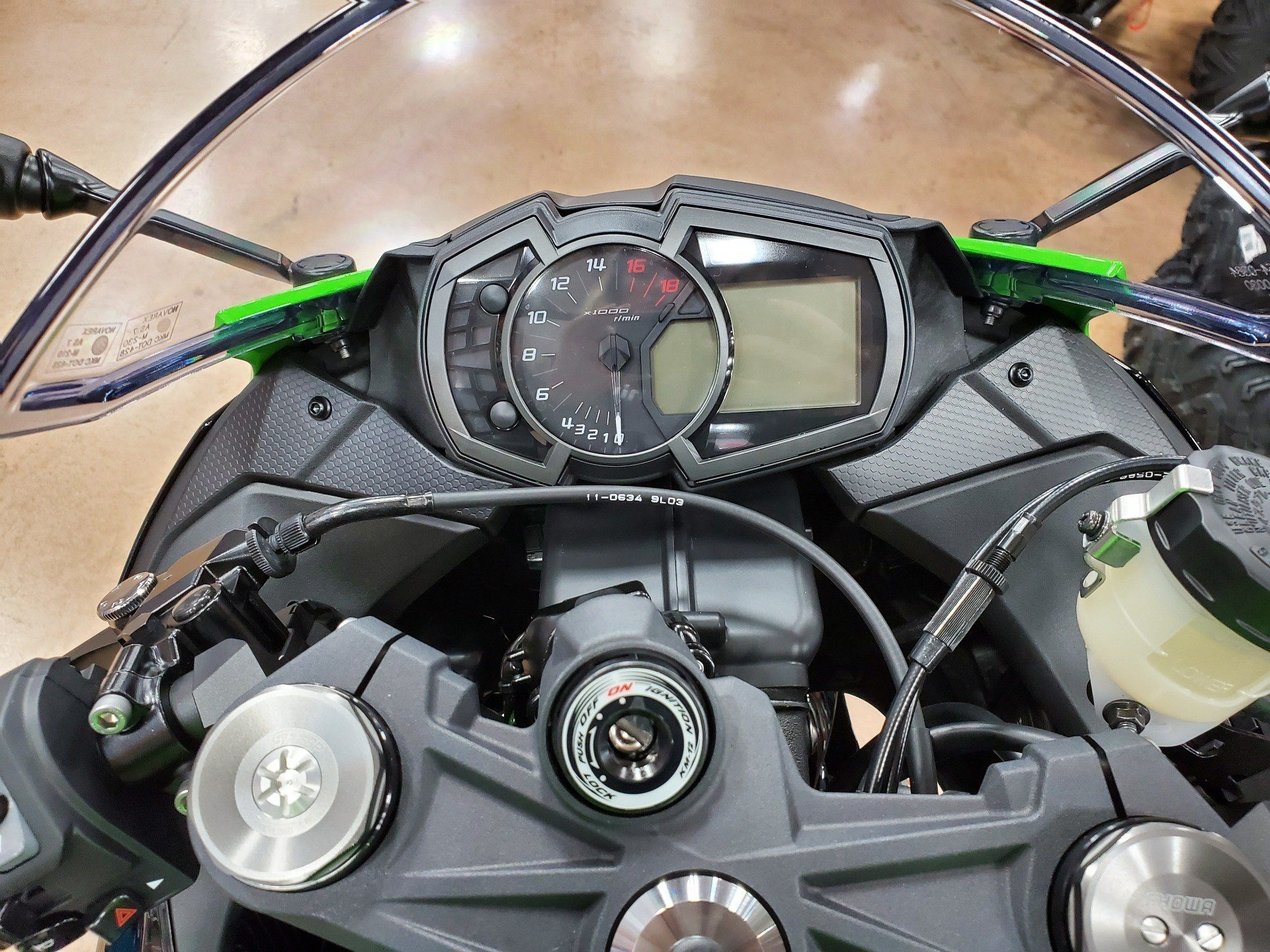 2020 Kawasaki Ninja ZX-6R ABS KRT Edition in Evansville, Indiana - Photo 12