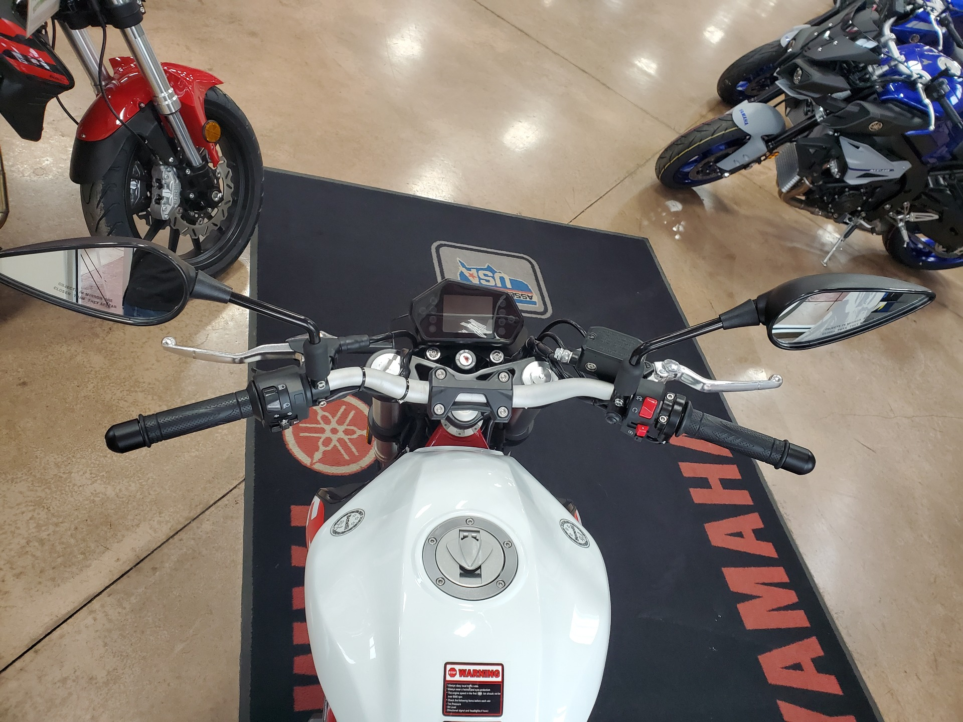 2021 Benelli 302S in Evansville, Indiana - Photo 5