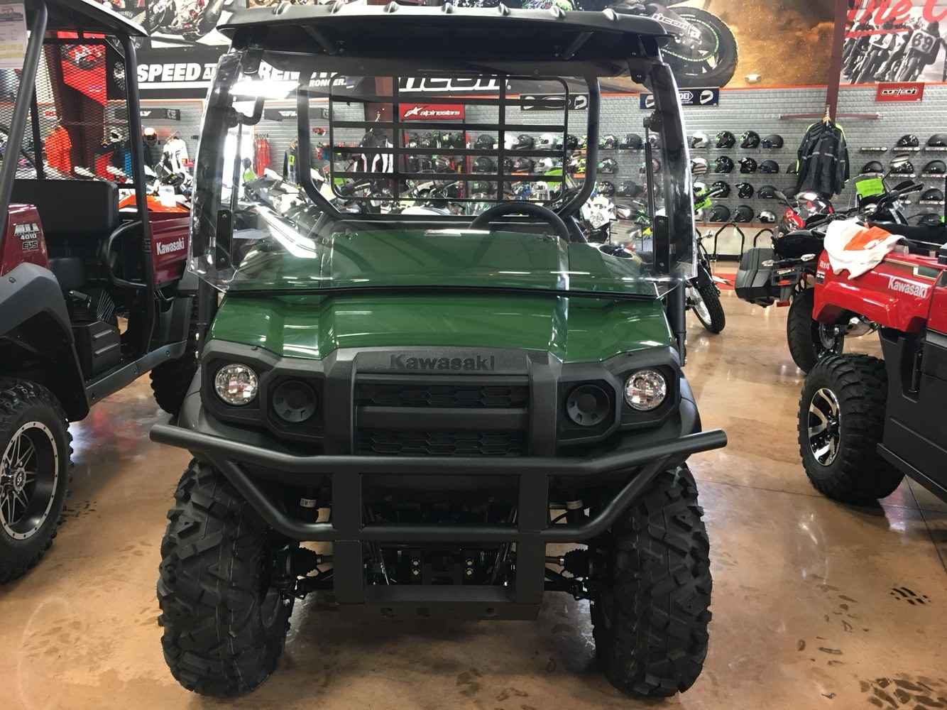 2019 Kawasaki Mule SX 4X4 in Evansville, Indiana - Photo 5