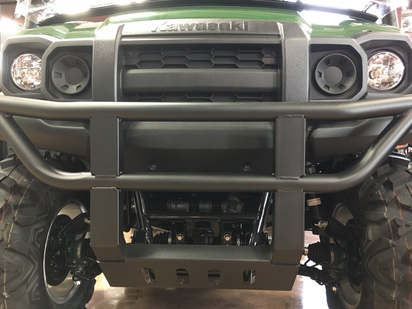 2019 Kawasaki Mule SX 4X4 in Evansville, Indiana - Photo 7