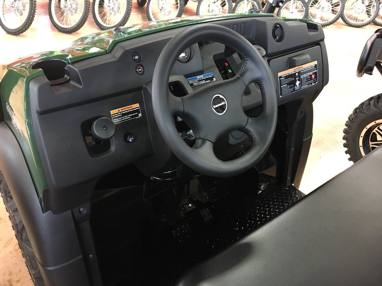 2019 Kawasaki Mule SX 4X4 in Evansville, Indiana - Photo 13