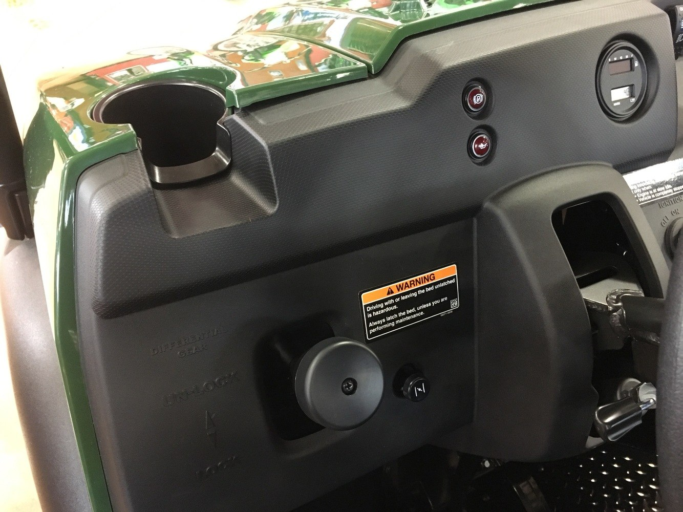 2019 Kawasaki Mule SX 4X4 in Evansville, Indiana - Photo 14