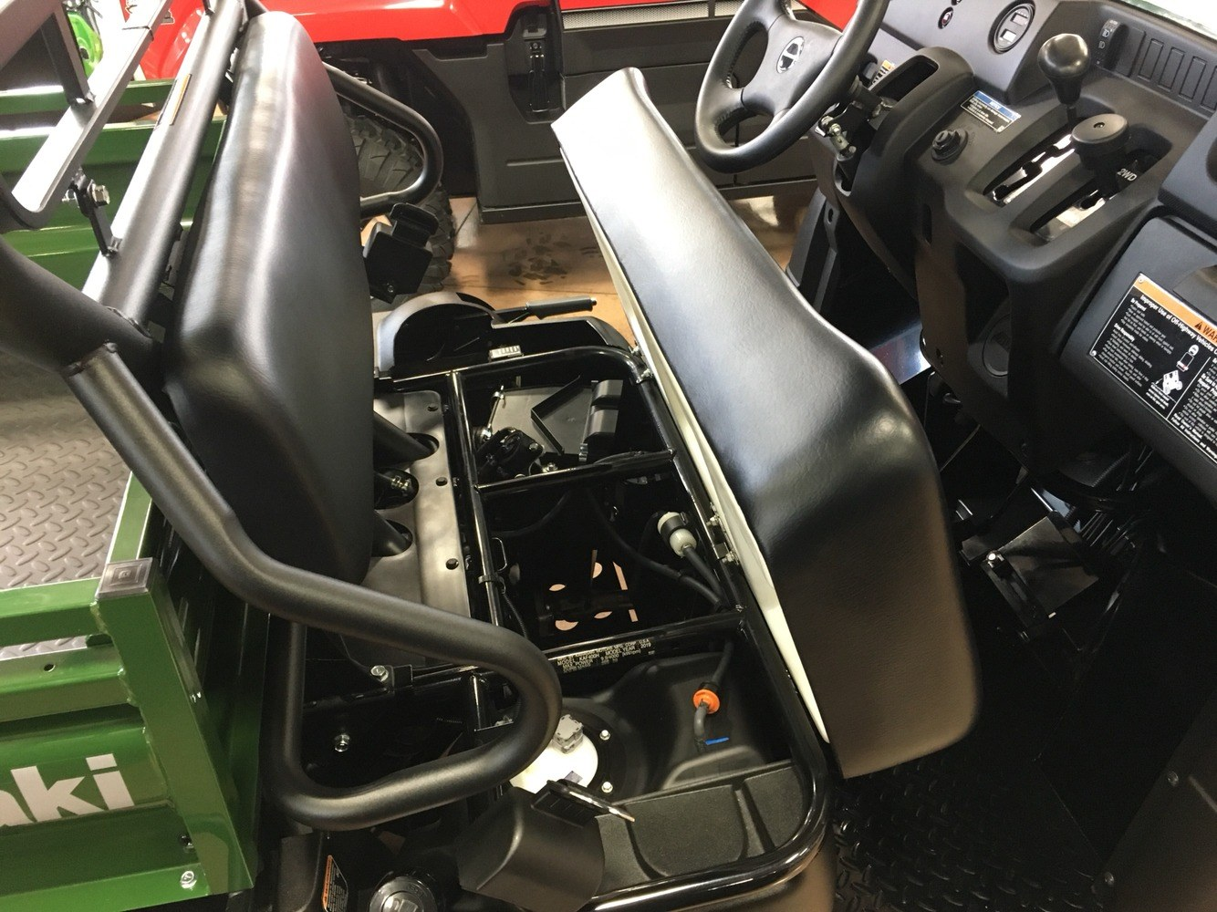 2019 Kawasaki Mule SX 4X4 in Evansville, Indiana - Photo 20