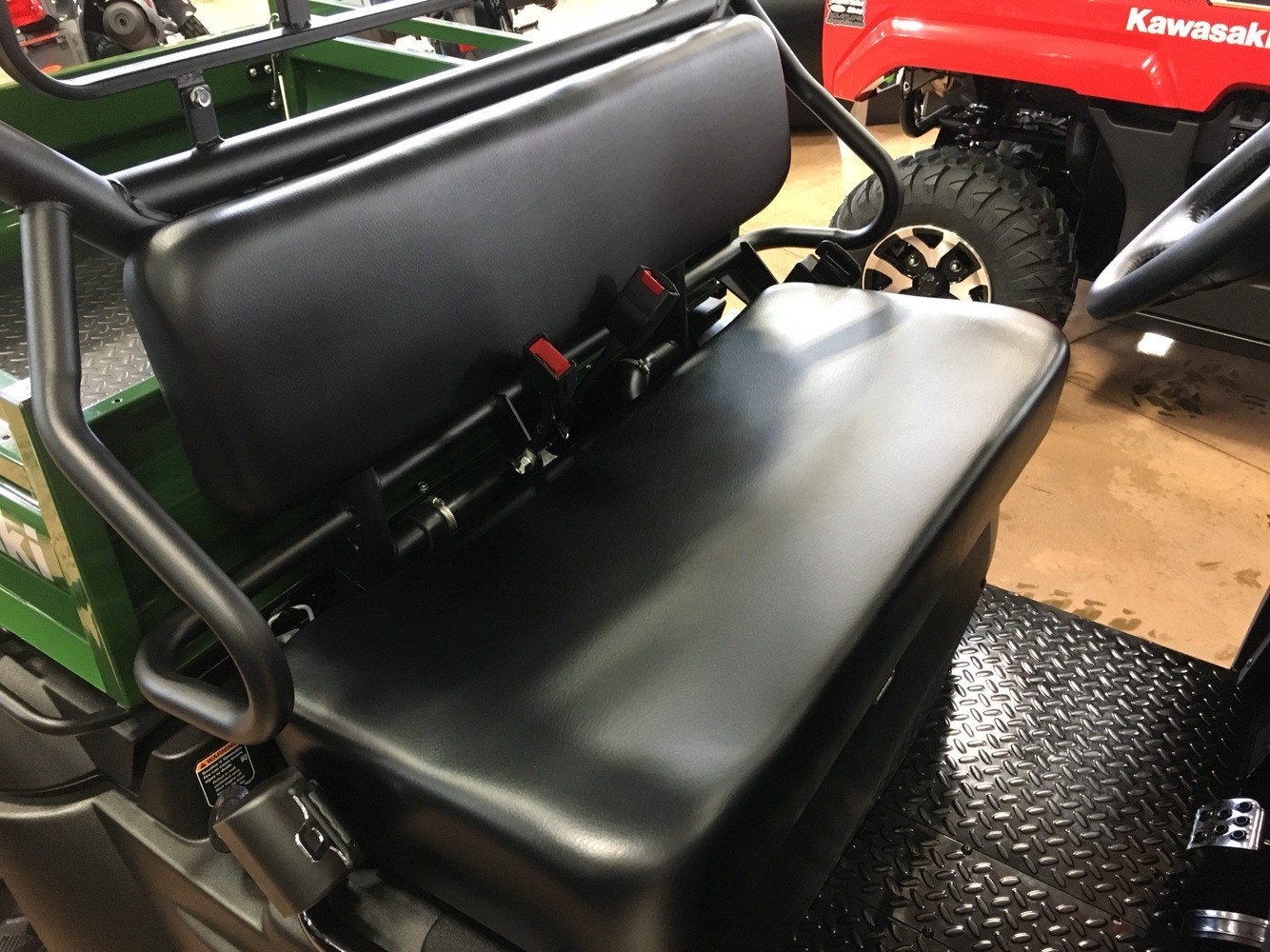 2019 Kawasaki Mule SX 4X4 in Evansville, Indiana - Photo 22