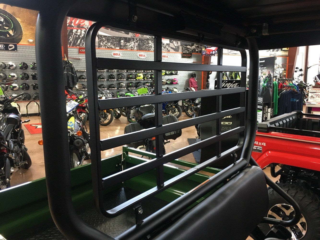 2019 Kawasaki Mule SX 4X4 in Evansville, Indiana - Photo 23