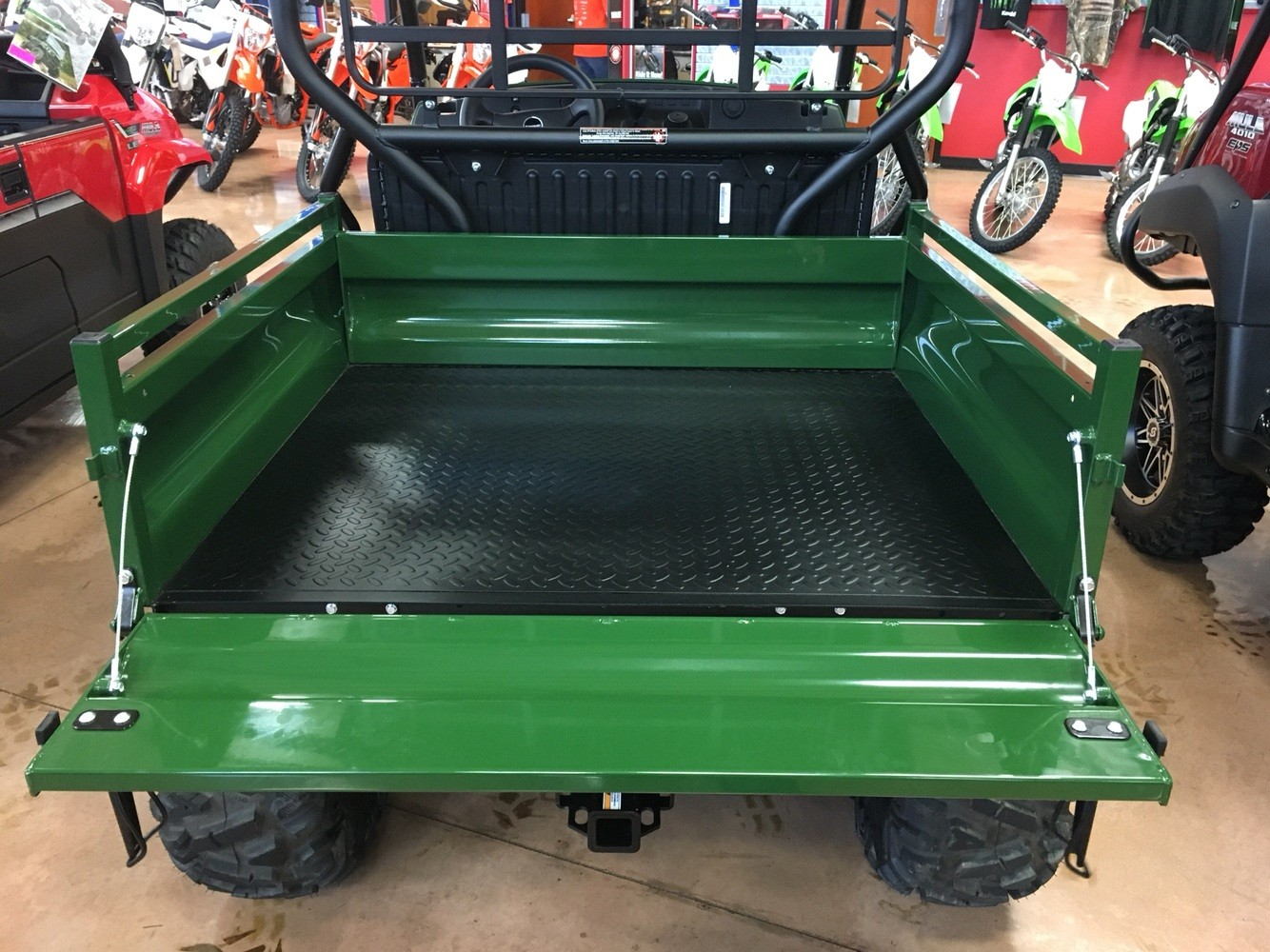 2019 Kawasaki Mule SX 4X4 in Evansville, Indiana - Photo 28