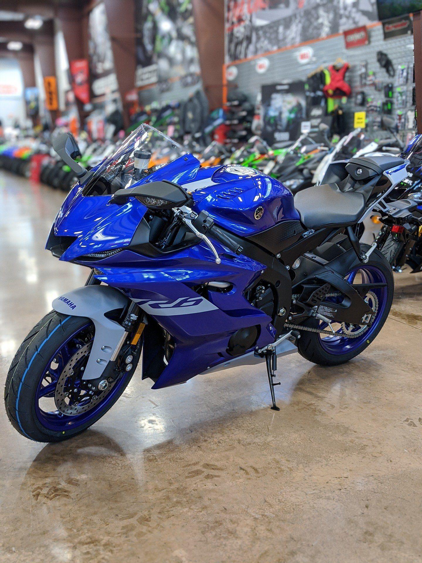 2020 Yamaha YZF-R6 3