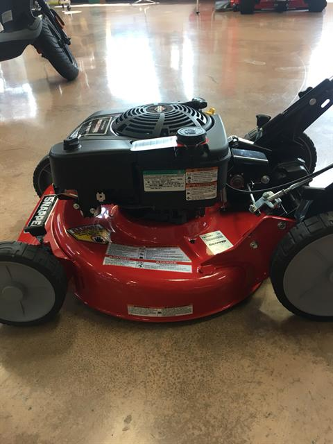 Snapper RP2185020 Ninja Series 21 in. Briggs & Stratton 190 cc in Evansville, Indiana - Photo 1