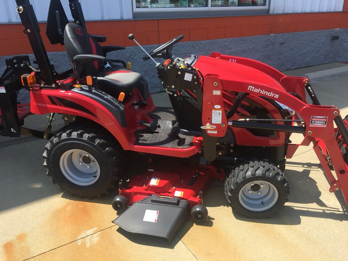 2018 Mahindra eMax 20S HST in Evansville, Indiana - Photo 15