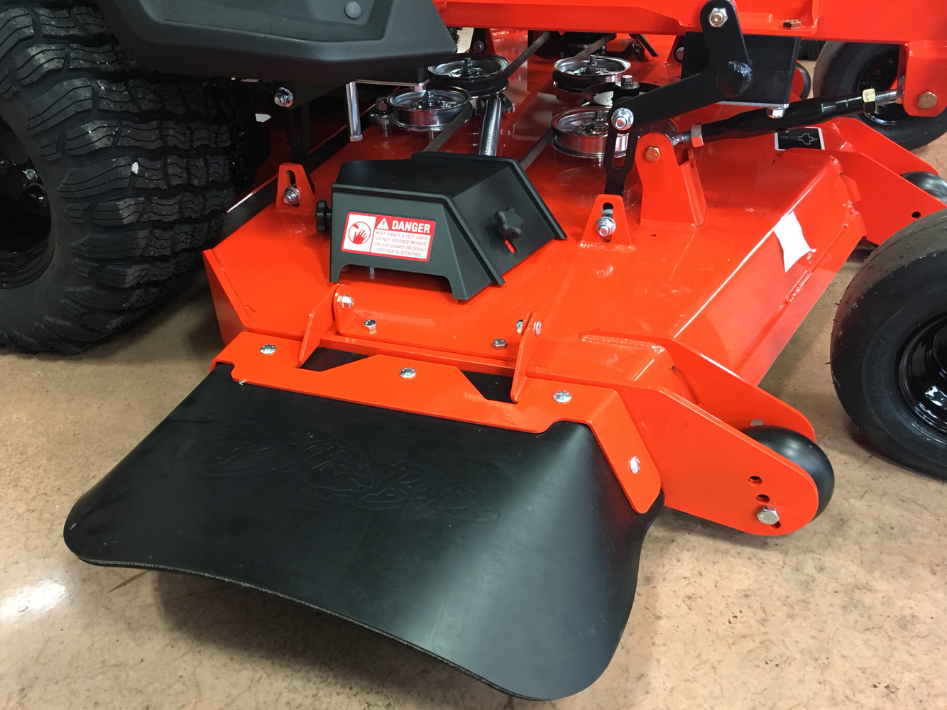 2019 Bad Boy Mowers 6100 Kawasaki FX Rebel in Evansville, Indiana - Photo 10
