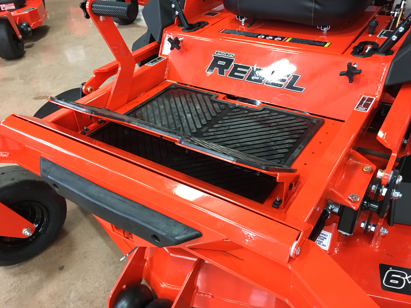 2019 Bad Boy Mowers 6100 Kawasaki FX Rebel in Evansville, Indiana - Photo 13