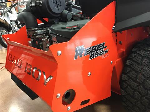 2019 Bad Boy Mowers 6100 Kawasaki FX Rebel in Evansville, Indiana - Photo 22