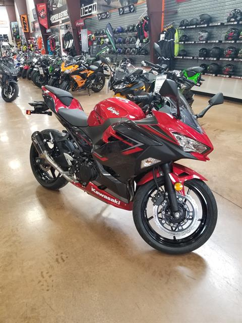 2019 Kawasaki Ninja 400 ABS in Evansville, Indiana - Photo 12