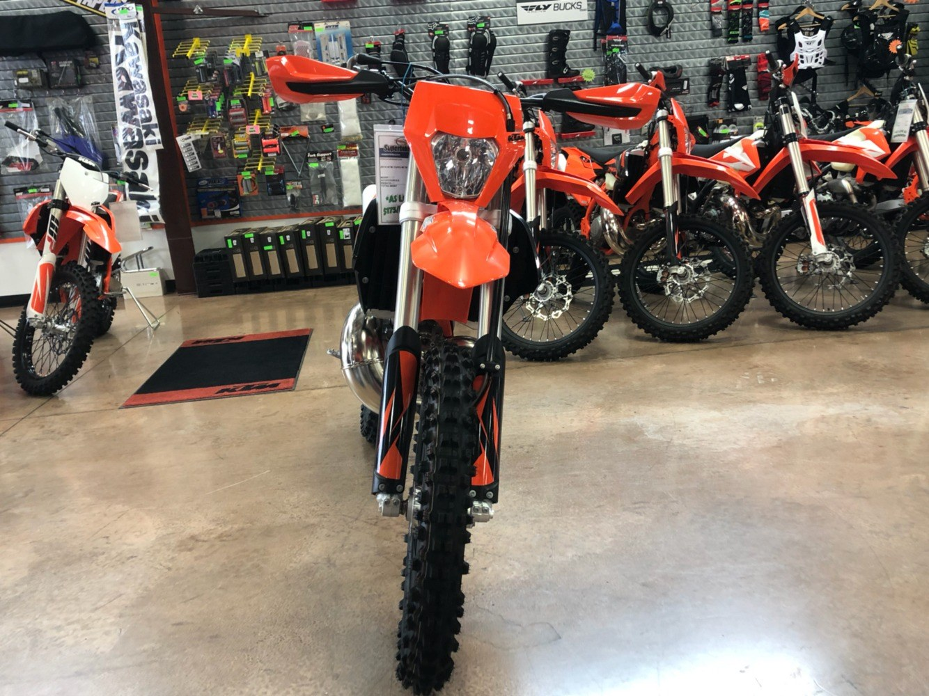 2019 KTM 250 XC-W TPI in Evansville, Indiana - Photo 2