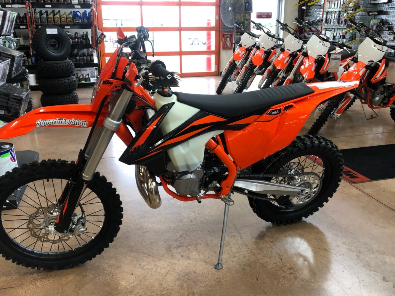 2019 KTM 250 XC-W TPI in Evansville, Indiana - Photo 3