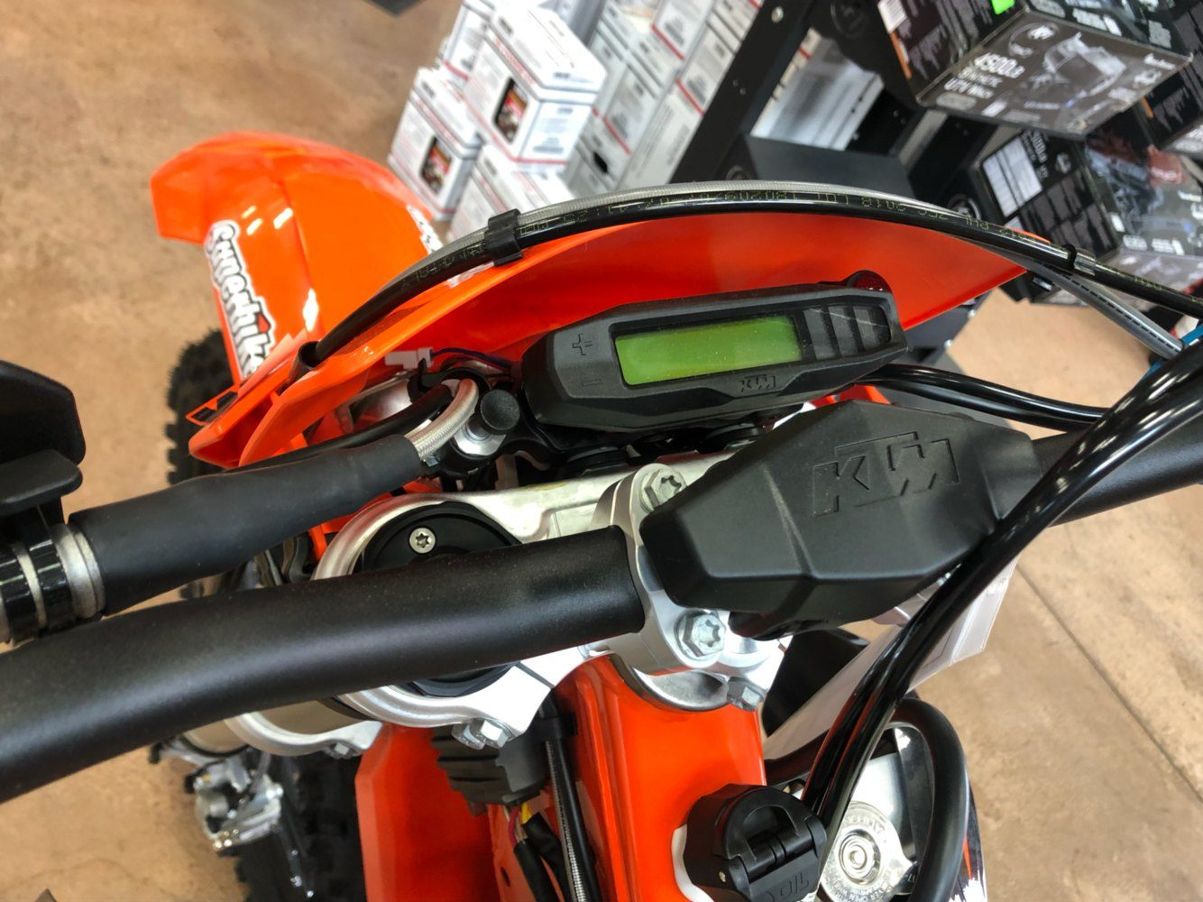 2019 KTM 250 XC-W TPI in Evansville, Indiana - Photo 5