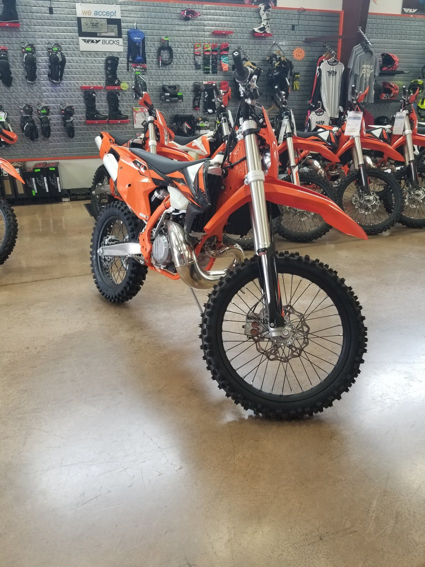 2019 KTM 250 XC-W TPI in Evansville, Indiana - Photo 4