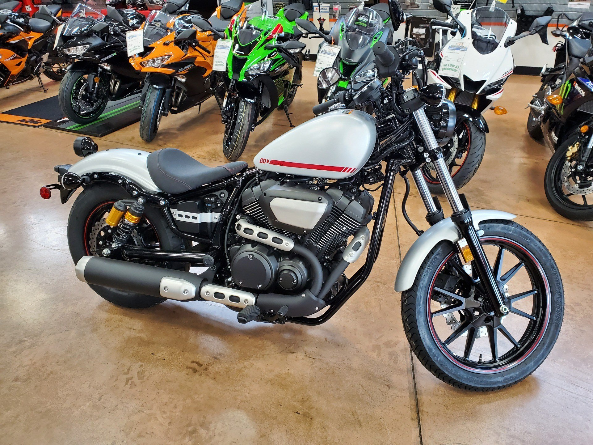 2020 Yamaha Bolt R-Spec in Evansville, Indiana - Photo 2