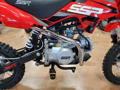 2021 SSR Motorsports SR125 in Evansville, Indiana - Photo 6