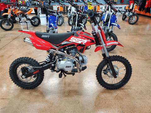 2021 SSR Motorsports SR125 in Evansville, Indiana - Photo 1