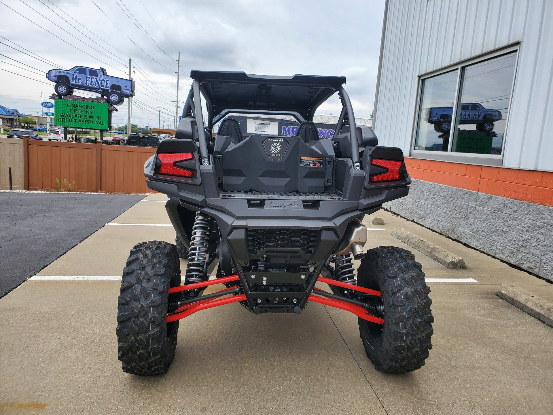 2021 Kawasaki Teryx KRX 1000 Special Edition in Evansville, Indiana - Photo 3