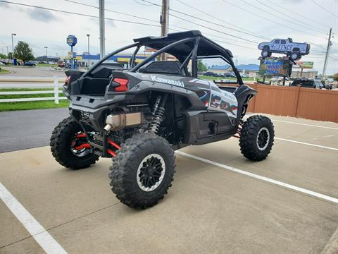 2021 Kawasaki Teryx KRX 1000 Special Edition in Evansville, Indiana - Photo 4