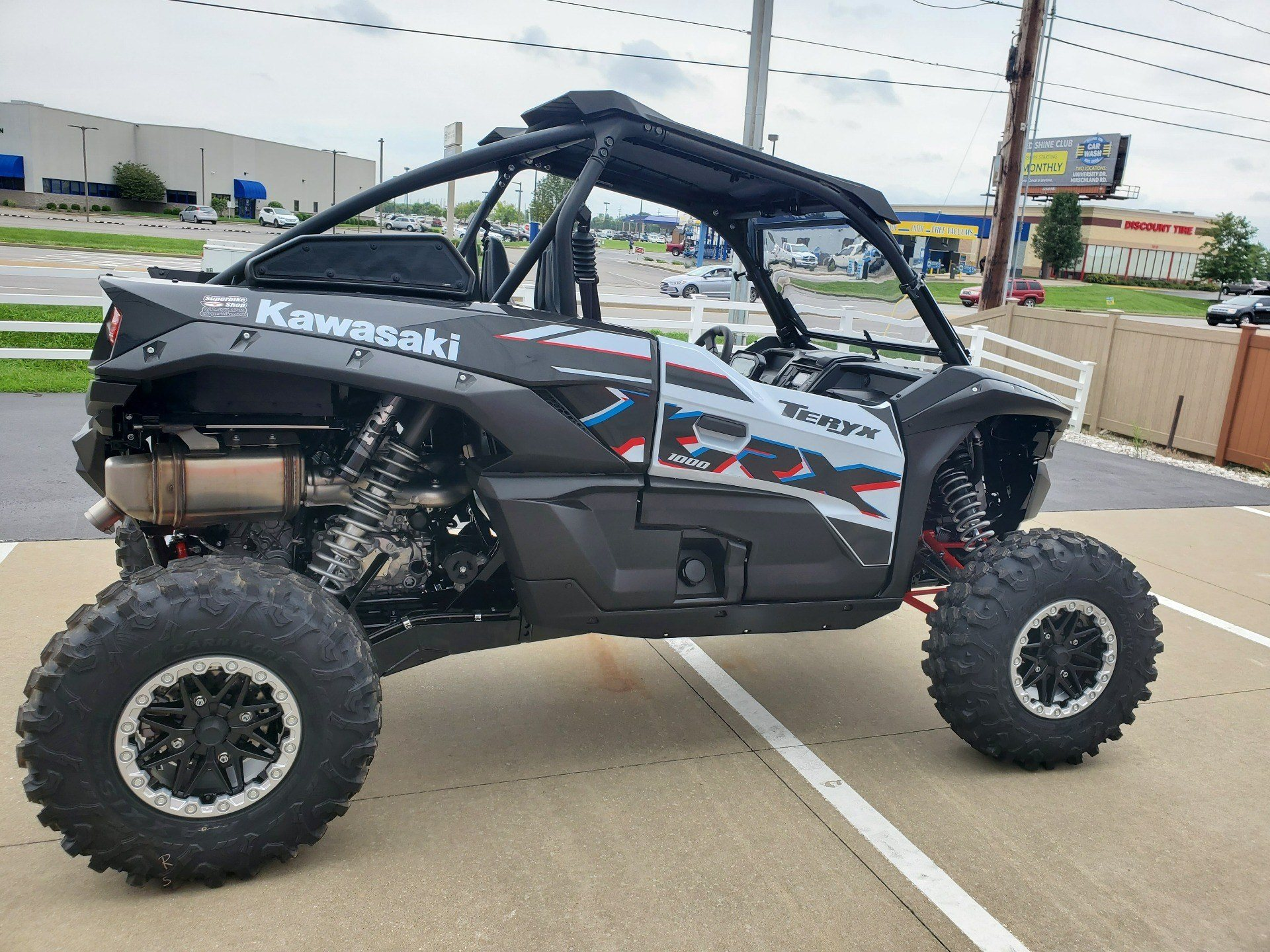 2021 Kawasaki Teryx KRX 1000 Special Edition in Evansville, Indiana - Photo 5