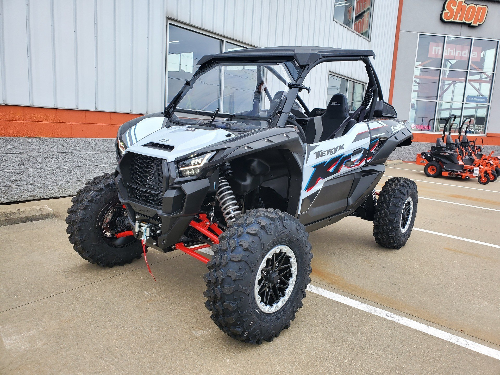 2021 Kawasaki Teryx KRX 1000 Special Edition in Evansville, Indiana - Photo 9