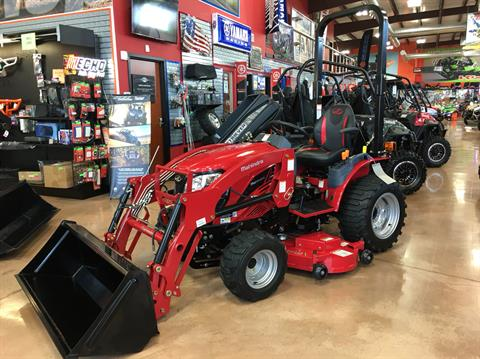 2018 Mahindra eMAX 22L HST in Evansville, Indiana