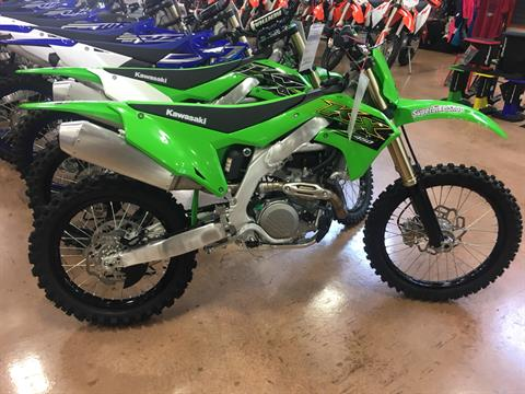 2020 Kawasaki KX 450 in Evansville, Indiana - Photo 1