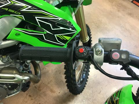 2020 Kawasaki KX 450 in Evansville, Indiana - Photo 3