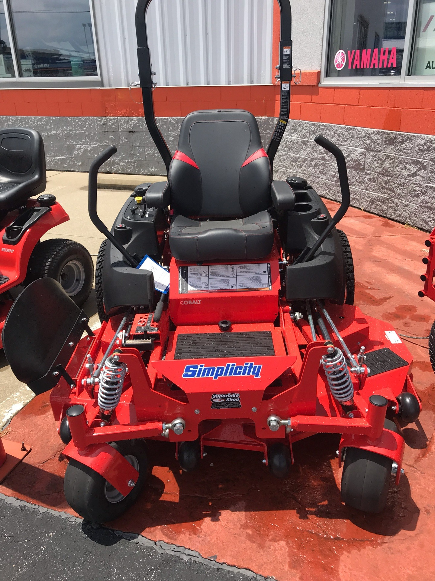 2019 Simplicity Cobalt 27/61 in  Zero Turn Mower in Evansville, Indiana
