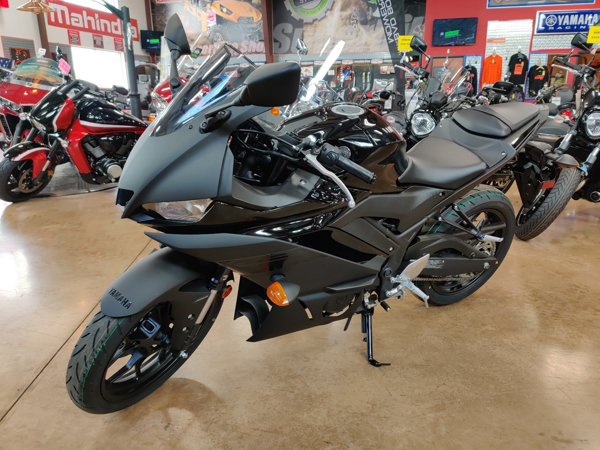 2020 Yamaha YZF-R3 ABS in Evansville, Indiana - Photo 2