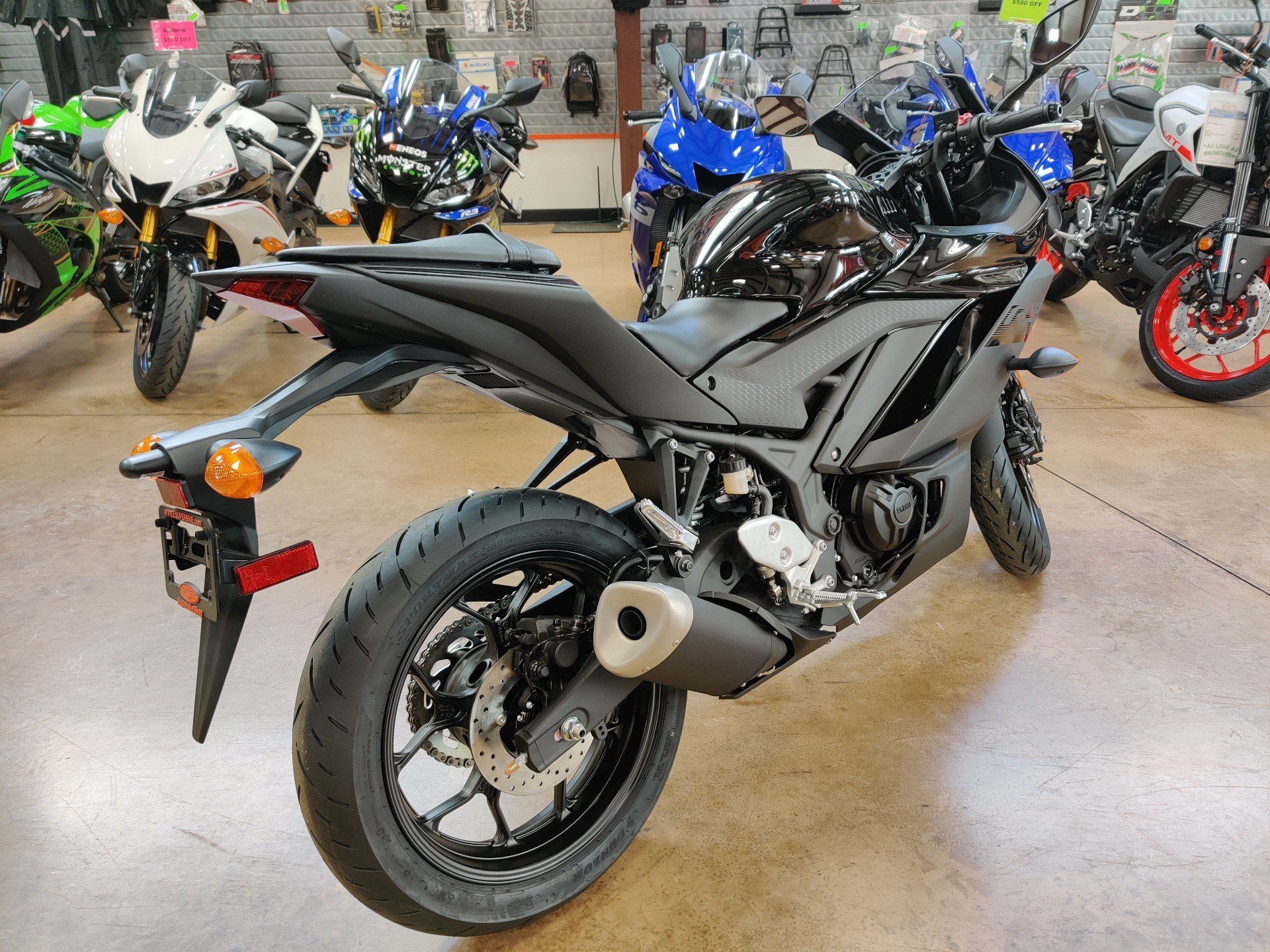 2020 Yamaha YZF-R3 ABS in Evansville, Indiana - Photo 4