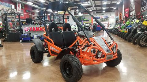 2018 Hammerhead Off-Road MudHead 208R in Evansville, Indiana - Photo 2