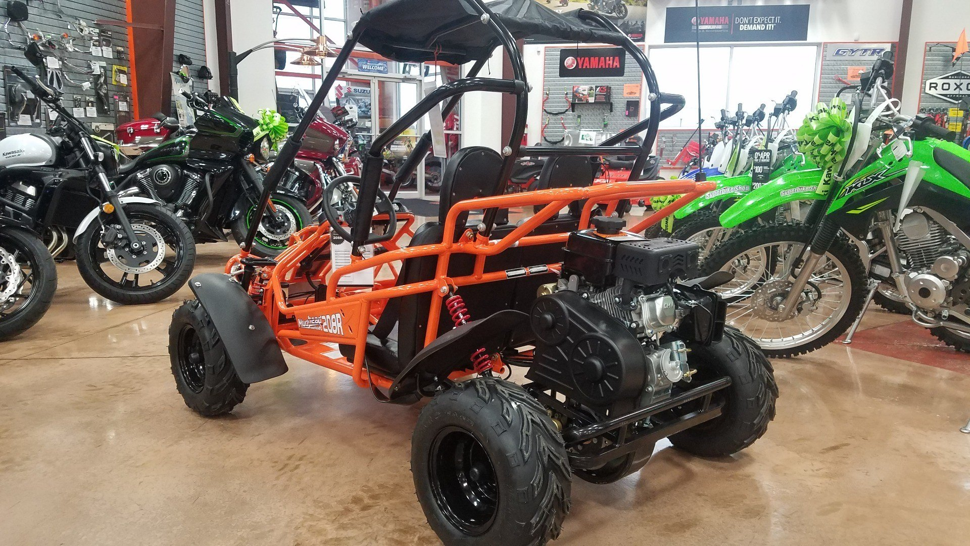 2018 Hammerhead Off-Road MudHead 208R in Evansville, Indiana - Photo 4
