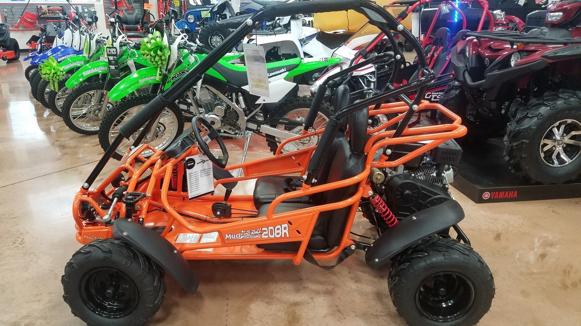 2018 Hammerhead Off-Road MudHead 208R in Evansville, Indiana - Photo 8
