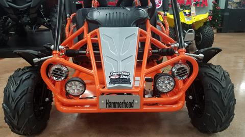 2018 Hammerhead Off-Road MudHead 208R in Evansville, Indiana - Photo 12