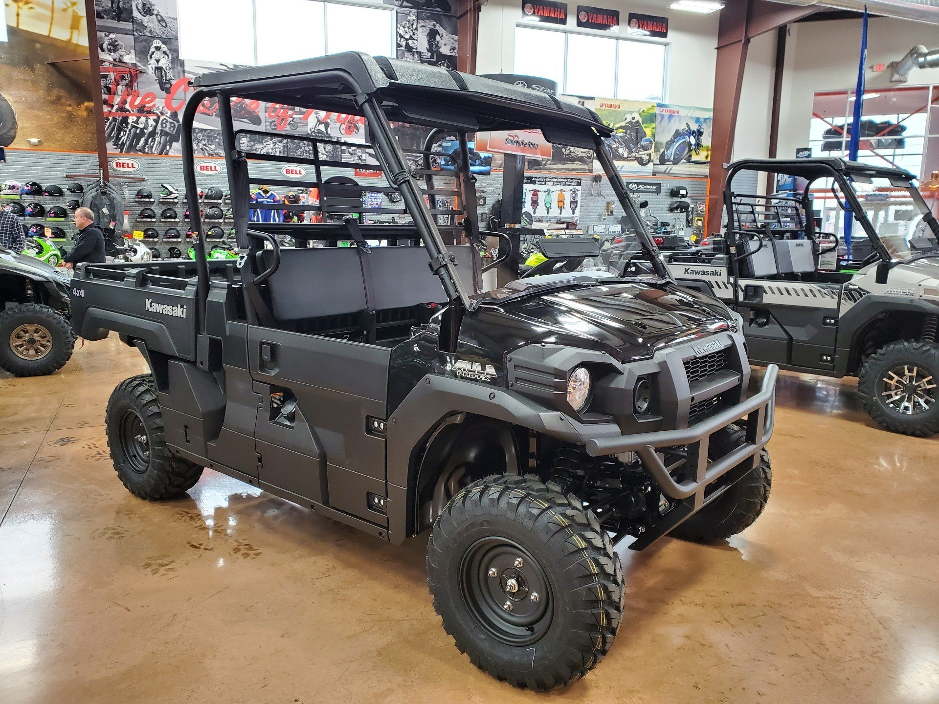 2021 Kawasaki Mule PRO-FX in Evansville, Indiana - Photo 3