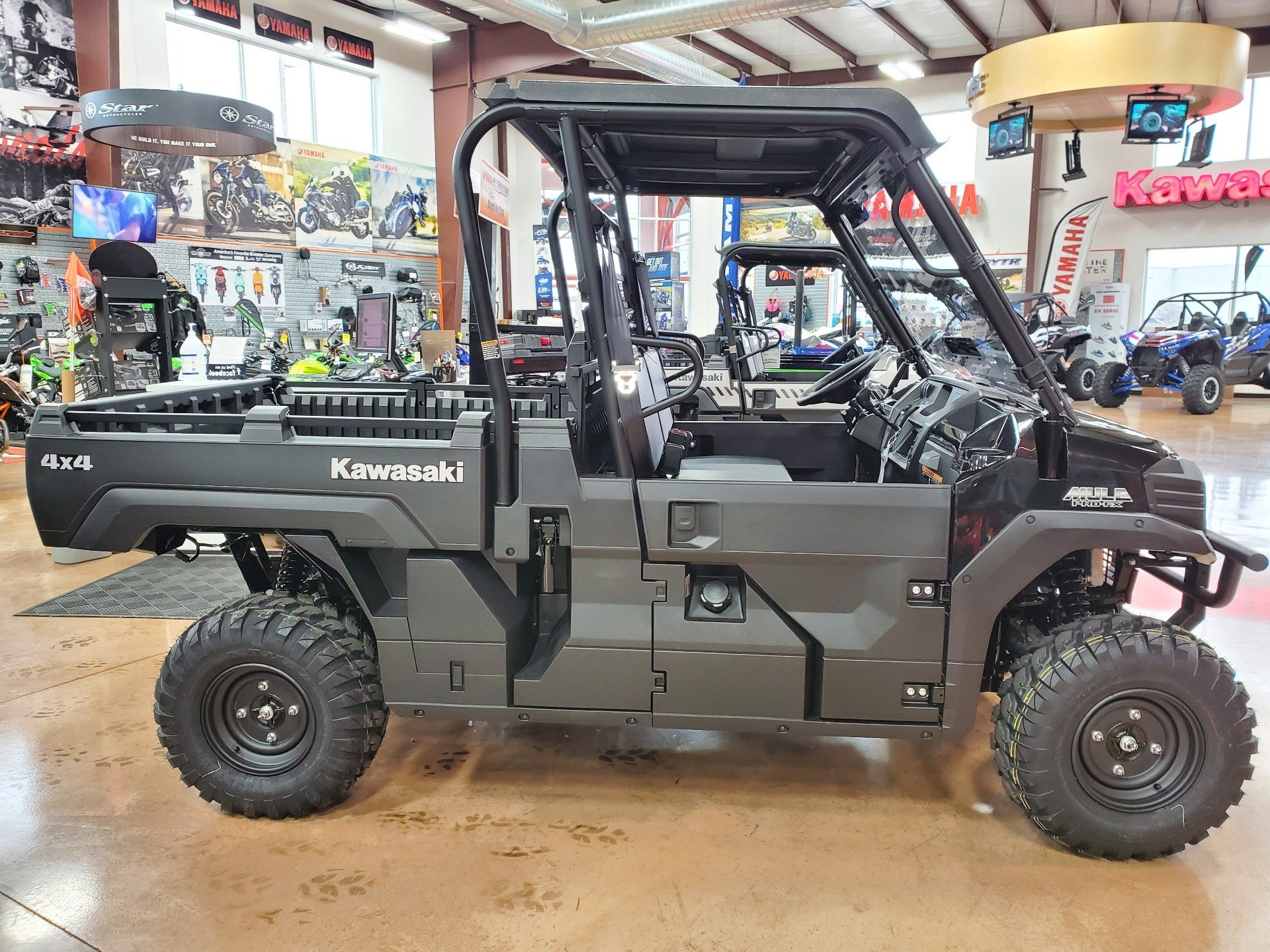 2021 Kawasaki Mule PRO-FX in Evansville, Indiana - Photo 4