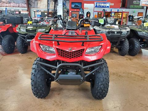 2020 Suzuki KingQuad 400ASi in Evansville, Indiana - Photo 3