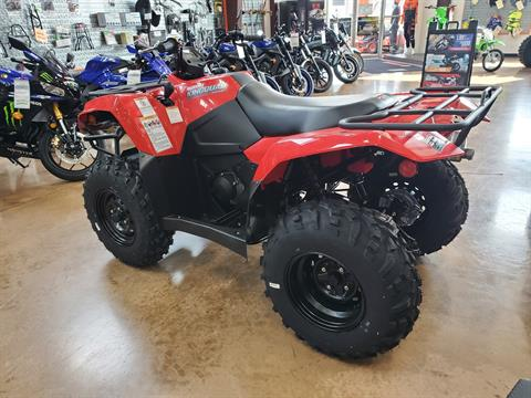 2020 Suzuki KingQuad 400ASi in Evansville, Indiana - Photo 4