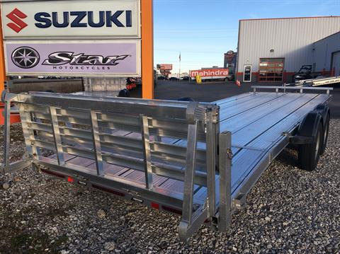 2017 Triton Trailers AUX2282-SPORT in Evansville, Indiana - Photo 17