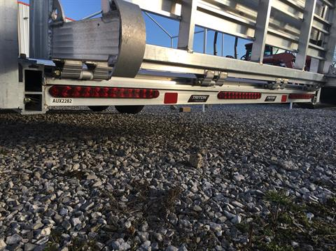 2017 Triton Trailers AUX2282-SPORT in Evansville, Indiana - Photo 20