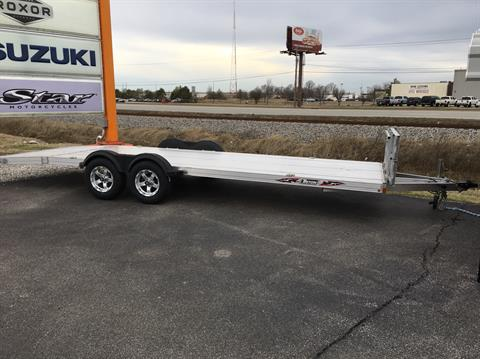 2017 Triton Trailers AUX2282-SPORT in Evansville, Indiana - Photo 1