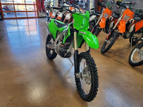 2021 Kawasaki KX 250X in Evansville, Indiana - Photo 2