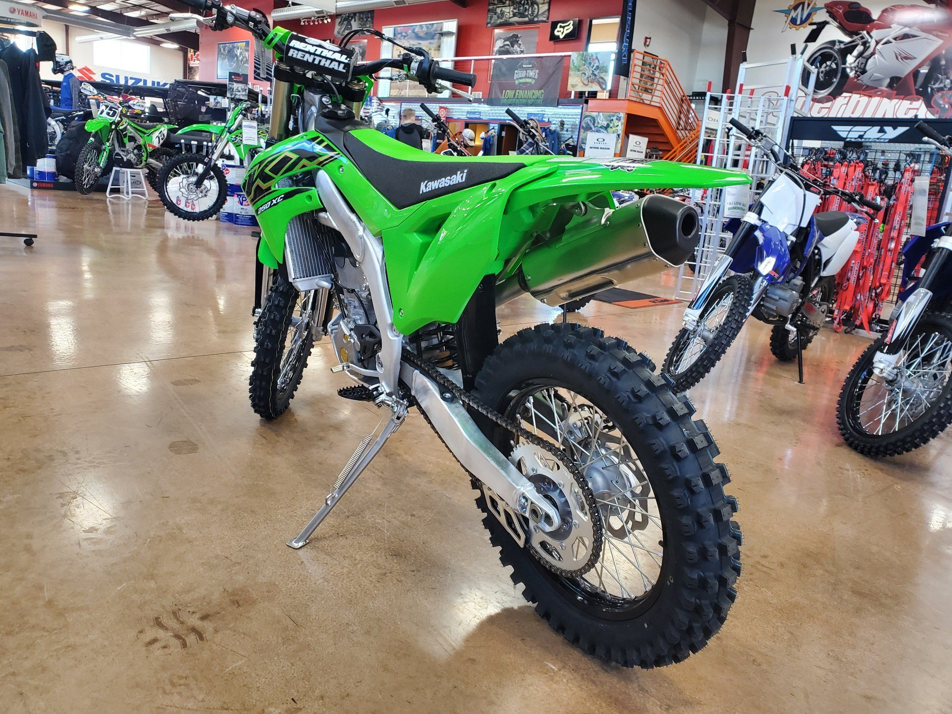2021 Kawasaki KX 250X in Evansville, Indiana - Photo 4